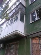 балкон Карла Маркса Днепропетровск-9