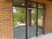 монтаж окон новый двухэтажный дом - 4
