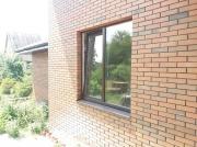монтаж окон новый двухэтажный дом - 5