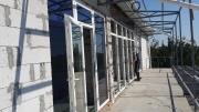 Установка пластиковых окон в частном доме село Новоалександровка