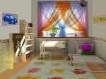 Пластиковые окна для детской комнаты в Одессе